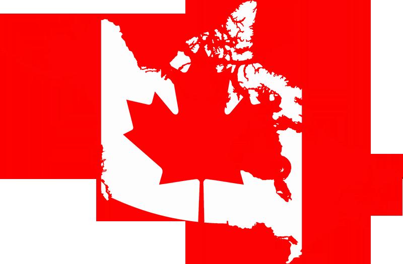 canada-map-flag